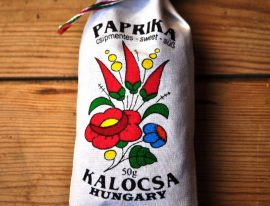 Kalocsai fűszerpaprika édes (50g) 8101